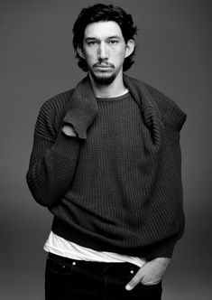 Adam Driver | Lauren Dukoff - Photographer