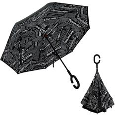 Do you have a lot troubles whenever it rains? The most problem is even you have an umbrella with you, you still get wet when getting into car and your umbrella is covered by ...