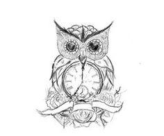 sand clock tattoos - Buscar con Google