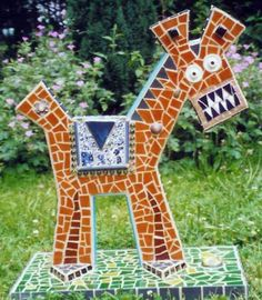 Mosaic Animals - Pined By    http://www.mosaicmosaic.com/