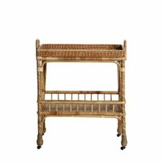 #want #love #need South Seas Side Cart from serena & lily