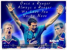 There's only one nacho novo