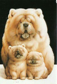 Difruta de cada dia de tu vida #dogsandpuppiesart