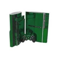 ps3 green - (1)
