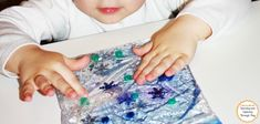 A collection of arts, crafts, messy, sensory play ideas for children.