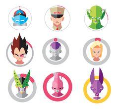 Dragon Ball Z via @Chykalophia