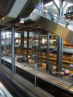 Berlins Central Station