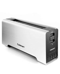 Cuisinart Toaster Metal Long Slot
