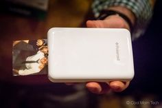 Polaroid Zip mobile printer at CES: Prints your cell phone photos in under a minute