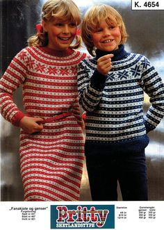 Ravelry: Fana genser pattern by Sandnes Design Knitting For Kids, Knitting Projects, Baby Knitting, Knitting Patterns, Ravelry, Norwegian Knitting, Baby Barn, Kids Patterns, Vintage Knitting