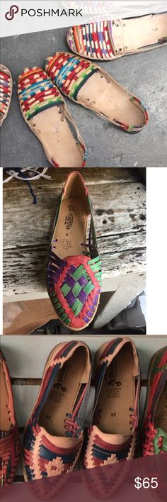 Authentic Mexican Huaraches for Woman Coming soon Handmade Shoes Sandals