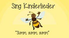 Summ, summ, summ - Bienchen summ herum! Das beliebte deutsche Kinderlied in einer tollen Version zum Mitsingen und -summen! :-) Hier könnt Ihr unseren Kanal ...