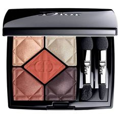 Dior 5 Couleurs High Fidelity Colours Eyeshadow 767 ($62) ❤ liked on Polyvore featuring beauty products, makeup, eye makeup, eyeshadow, beauty, christian dior eyeshadow, christian dior, palette eyeshadow, christian dior eye shadow and eye brow makeup