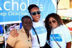 CypressGHANA.COM: Joselyn Dumas Takes Her Fight Against Cholera To N...