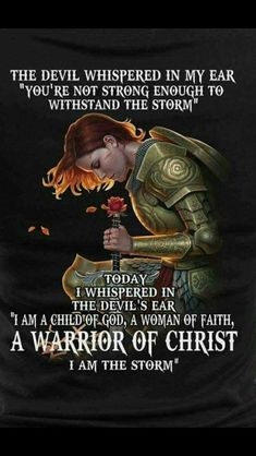 Warrior of Christ