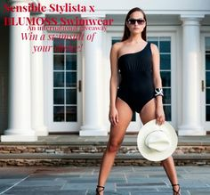 SUPER excited to partner up with Blumoss Swimwear today to bring yall another fab INTERNATIONAL...
