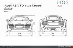 Audi R8 Specs