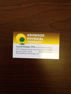 #ashwoodphysicaltherapy #physicaltherapy #ashwood #ventura