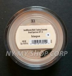 bareminerals BISQUE Concealer 2g 1B  Bare Escentuals  Face - XXL - Free Shipping 98132270149   eBay