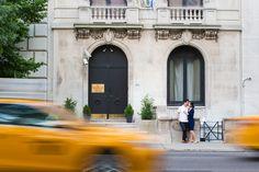 센트럴 파크 뉴욕 스냅 사진