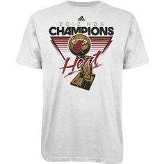#2: NBA Miami Heat Official 2012 NBA Champions Locker Room T-Shirt