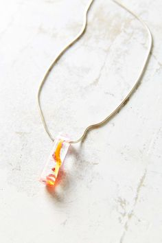 Cast & Combed Travel Lightly Necklace - Urban Outfitters