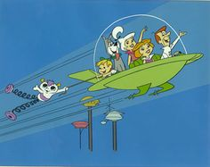 loved the Jetson's