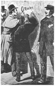 A Victorian Celebration] Sherlock Holmes
