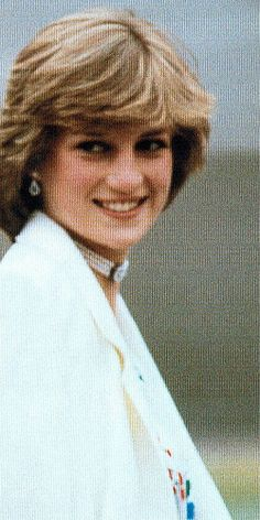 1August 1981 - depart Romsey to Gibraltar she wears a white trench over her Donald Campbell suit, leaving England for the sunny Mediterranean.