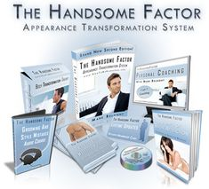 """The Worlds First """"appearance Improvement"""" System! The Handsome Factor by Mark Belmont is a step-by-step program full of secrets guaranteed to improve physical appearance. It's 240 pages of explosive, step-by-step instruction that will enable you … Step Program, Diet Reviews, Lose Weight, Weight Loss, Diet Books, Step By Step Instructions, Factors, Physics, Life Is Good"""