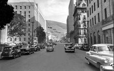Old Photos, Vintage Photos, Cape Town South Africa, Wales, Landscape Photography, Fun Facts, Street View, Explore, Interesting Facts