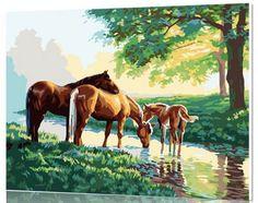 Preis auf Animal Acrylic Paintings Vergleichen - Online Shopping ...