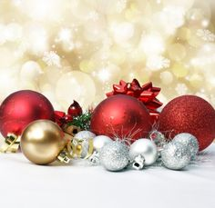 Christmas Decoration - Desktop Nexus Wallpapers