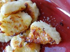 Low Carb Hot 'n' Crispy Cauliflower Tader-Tots
