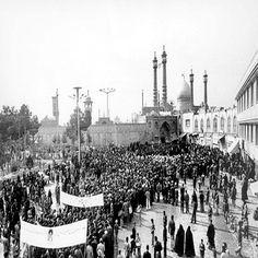 Irã-  Revolução Islâmica