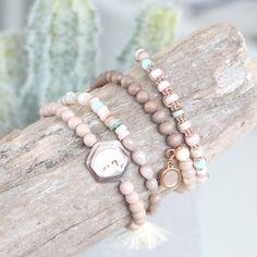 Mit diesen Muschel Perlen machen Sie den schönsten Schmuck für den Sommer