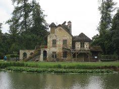 """decorology: pequena aldeia de Marie Antoinette """"Hameau de la Reine"""""""