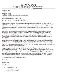 cover letter example nursing httpwwwresumecareerinfocover - Graduate Nurse Resume Template