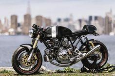 "Racing Cafè: Ducati ""Leggero Carbon"" by Walt Siegl Motorcycles"