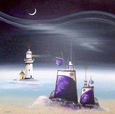 Waiting For The Morning Tide - Gary Walton
