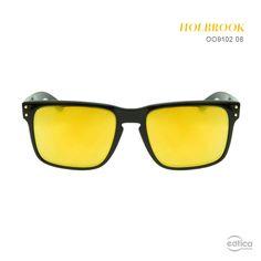Oakley Holbrook - Preto Amarelo - 08 f3d0e78c56
