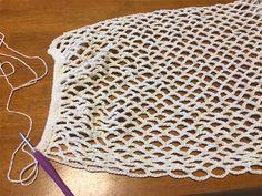 f:id:theakatsuki401:20180814104222j:image Purses And Bags, Crochet Top, Handmade, Women, Fashion, Crafting, Moda, Hand Made, Fashion Styles