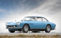 66 Ferrari 330 GT. (This pic is my current desktop wallpaper.)