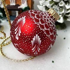 """ Christmas 2017 by Gitka Schmidtova"" . SOLD. #christmastree #christmasdecorations #christmasiscoming #ornaments #xmas #xmastree #artwork #details #polkadots #weihnachten #schmuck #noel #ozdoby #украшения #рождество #прикраси #karácsony #decoraçãodeinteriores #acrylic #handmade #unique #gift #etsy #artistic #special #abstractart #art #slovensko #vianoce #navidad Christmas Is Coming, Christmas 2017, Christmas Time, Christmas Bulbs, Christmas Crafts, Christmas Decorations, Holiday Decor, Painted Ornaments, Xmas Ornaments"