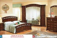 Bed Frame Design, Bedroom Bed Design, Bedroom Furniture Design, Home Decor Furniture, Bedroom Sets, Classic Bedroom Decor, Modern Master Bedroom, Classic Cabinets, Luxury Decor