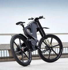 Trefecta-DRT-Electric-Bike / TechNews24h.com