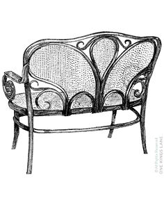 Thonet Bentwood Furniture (1830 - present) - Home Decor