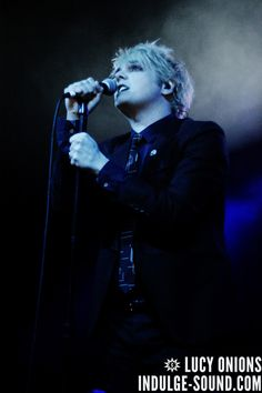 Gerard Way & The Hormones @ 02 Academy, Birmingham - 20th January 2015 #gerardway #gerardwayandthehormones #02academybirmingham #birmingham #livemusicphotography #gigphotography #photography #indulgesound