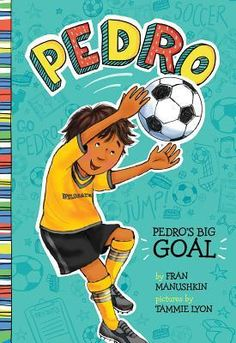 A Book with Foldout Pages My First Soccer Game