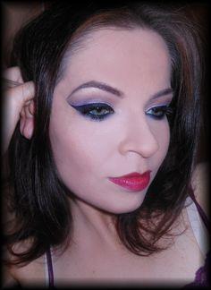 Efekt końcowy - Makijaż arabski